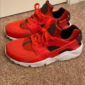 Nike huarache shoes Size 11